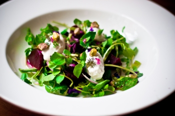 beetroot, orange blossom, pistachio, greek yoghurt salad-2