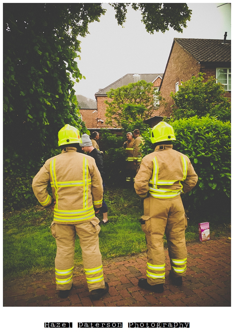 melton firemen