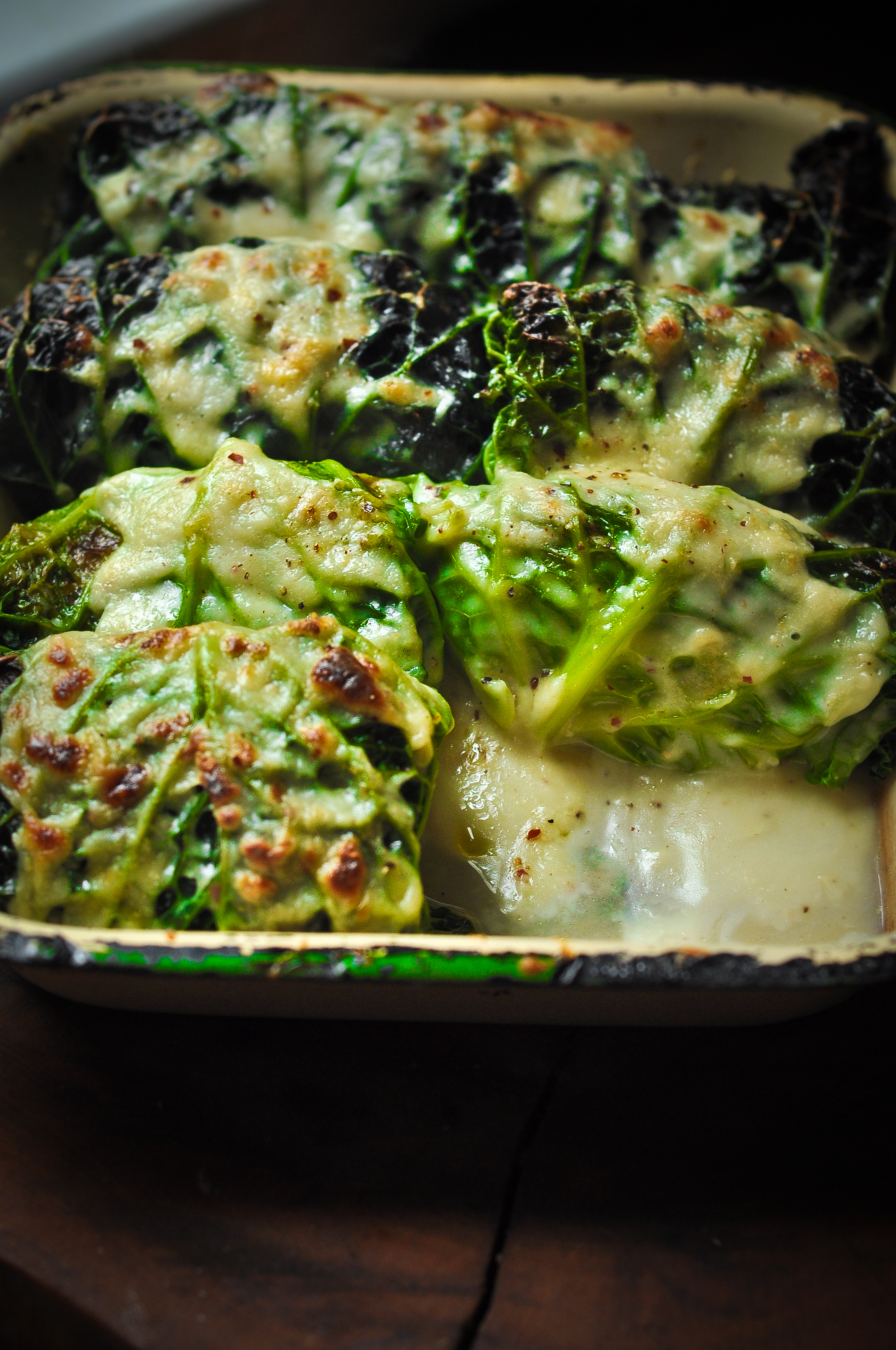 Skirlie Stuffed Savoy Cabbage Total Comfort Food It S Not F Ing Rocket Science