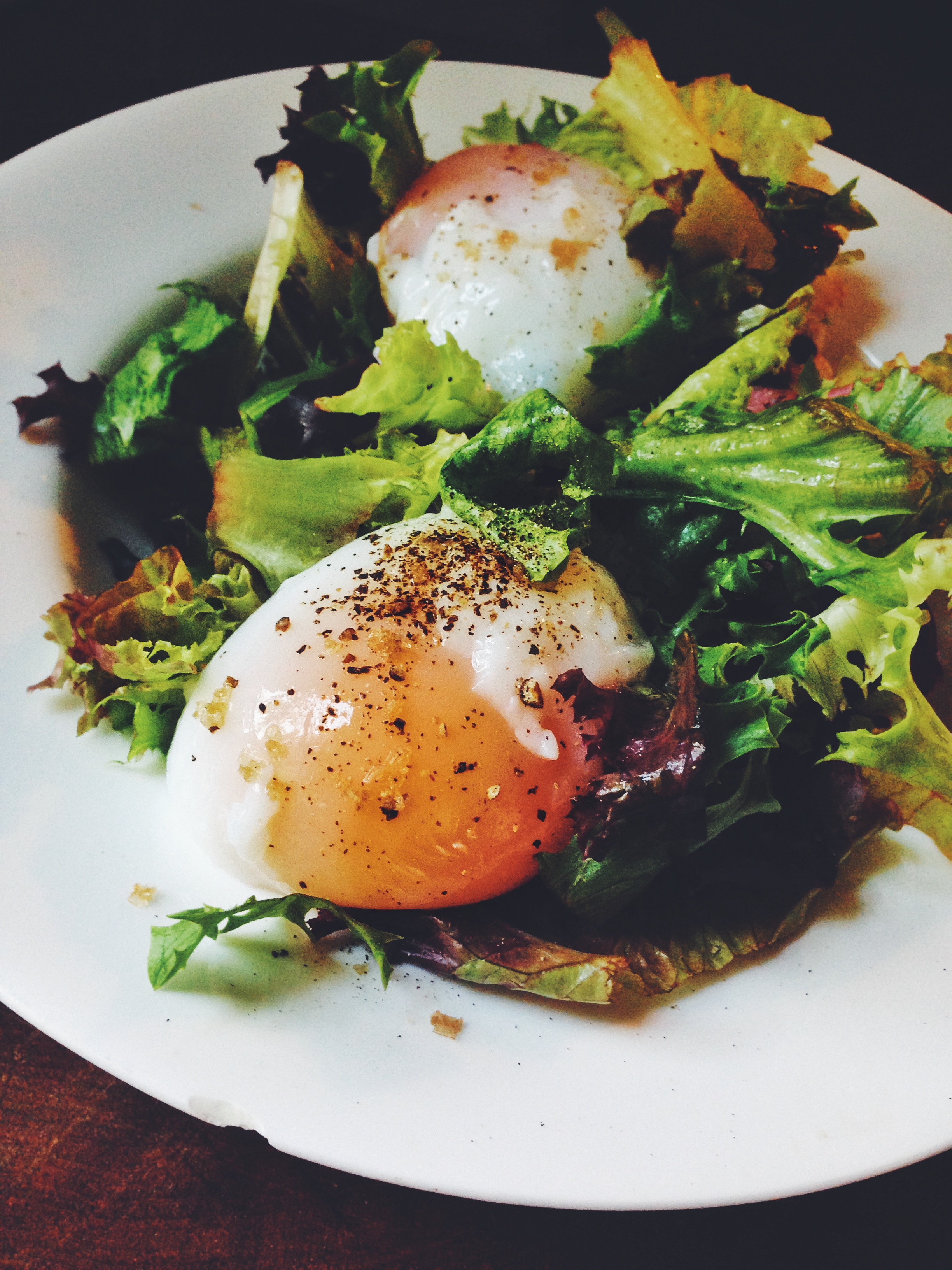 The most perfect duck egg EVERY time