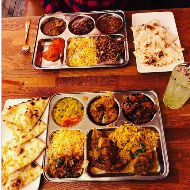 thali buffet